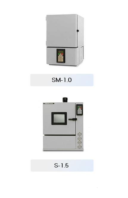 恒温槽・恒湿槽・環境試験装置の中のベンチトップシリーズ