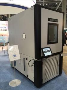 恒温槽・恒湿槽・環境試験装置の展示会HP-TEST2015-3
