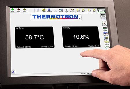 恒温槽・恒湿槽・環境試験装置の中の8800 プログラマー コントローラー