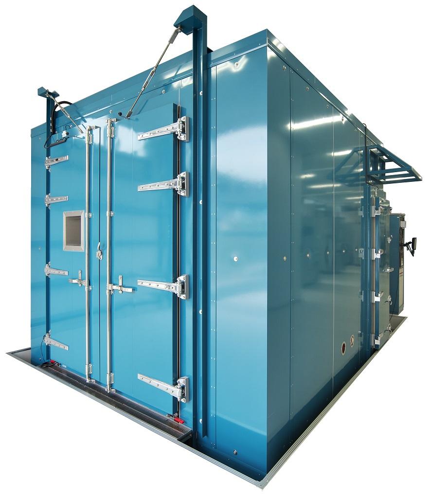 ウォークイン環境試験装置・恒温槽WP-2340